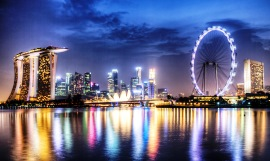 Book Hotels in Singapore