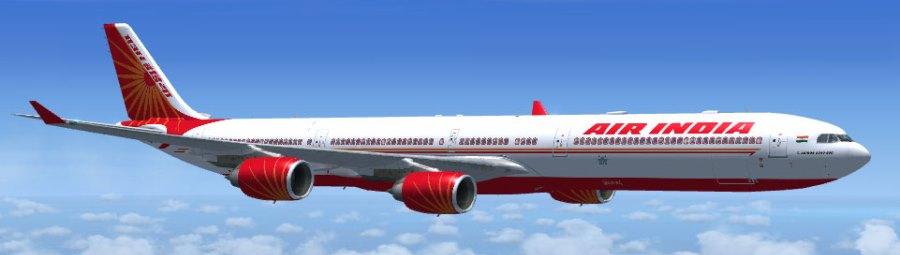 Air India airfares